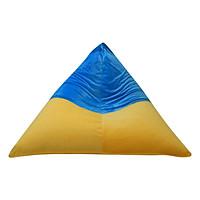 Ghế Lười Hình Kim Tự Tháp Phú Mỹ GH-KITT-XAVA-150 (Xanh Vàng)