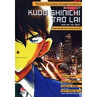 Kudo Shinichi trở lại - Cuộc Đối Đầu Với Tổ Chức Áo Đen (2016)