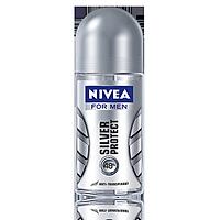 Lăn Khử Mùi Nivea Nam Phân Tử Bạc Silver Protect 25ml - 83779