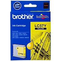 Mực In Brother LC-57Y - Hàng Chính Hãng