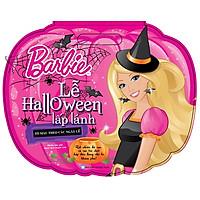 Tô Màu Theo Các Ngày Lễ Barbie - Lễ Haloween Lấp Lánh