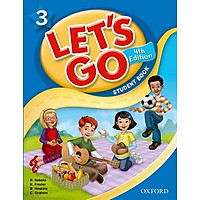 Let's Go 3 Student Book: Beginning To High Intermediate