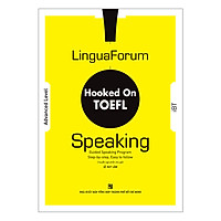 LinguaForum Hooked On TOEFL iBT Speaking