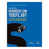 LinguaForum Hooked On TOEFL iBT Speaking (New Edition) (With MP3)