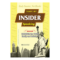 TOEFL iBT Insider Speaking