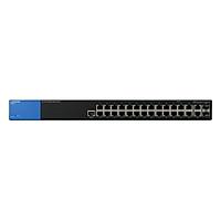 Linksys LGS528 - Managed Gigabit Switches - Hàng Chính Hãng