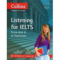 Collins - Listening for IELTS (Kèm 2 Audio CDs)