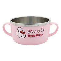 Bát Ăn Cho Em Bé Bằng Thép Không Gỉ Lock&Lock Hello Kitty LKT475 (135 x 95 x 50 mm)