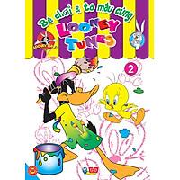 Bé Chơi Và Tô Màu Cùng Looney Tunes (Tập 2)