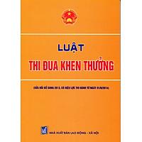 Luật Thi Đua Khen Thưởng (Sửa Đổi Bổ Sung 2013)
