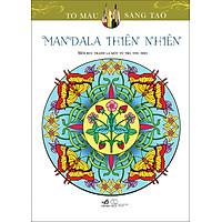 Tô Màu Sáng Tạo - Mandala Thiên Nhiên