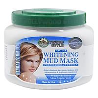 Mặt Nạ Bùn Làm Trắng Da Hollywood Style Whitening Mud Mask (600ml)
