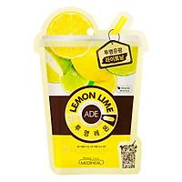 Mặt Nạ Chiết Xuất Chanh Tươi Mediheal Lemonlime Ade Mask (25ml)