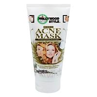 Mặt Nạ Thảo Dược Hỗ Trợ Trị Mụn Hollywood Style Herbal Acne Mask (150ml)