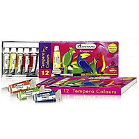 Màu Nước 12 Màu Tempera Masterart Elephant