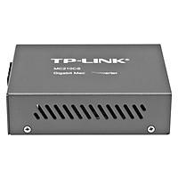 TP-Link MC210CS - Bộ Chuyển Đổi RJ45 1000Mbps Sang SC Single-Mode 1000Mbps - Hàng Chính Hãng
