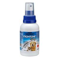 Thuốc Xịt Hỗ Trợ Điều Trị Bọ Chét, Ve, Rận Chó Mèo Merial Frontline Spray (100ml)