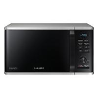 Lò Vi Sóng Tráng Men Có Nướng Samsung MG23K3515AS/SV (23 lít) - Hàng Chính Hãng