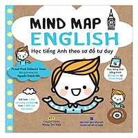 Mind Map English - Học Tiếng Anh Theo Sơ Đồ Tư Duy (Kèm CD Hoặc File MP3)