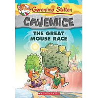 Geronimo Stilton Cavemice #5: The Great Mouse Race