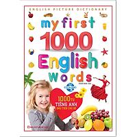 My First 1000 English Words (Bìa Cứng)