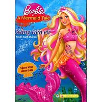 Barbie - Nàng Tiên Cá (Truyện Tranh Khổ Lớn)