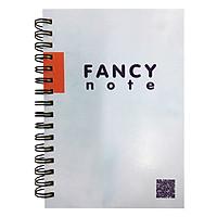 Sổ Lò Xo Fancy A6 - 160 Trang