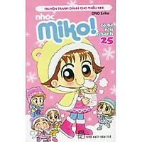 Nhóc Miko! Cô Bé Nhí Nhảnh - Tập 25