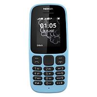 Điện Thoại Nokia 105 Dual Sim (2017) - Hàng Chính...