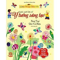 Cuốn Sách Lớn Về Ý Tưởng Sáng Tạo - Nông Trại Siêu Vui Nhộn