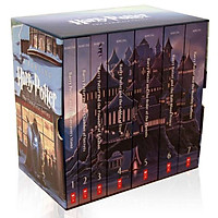 Harry Potter: Special Edition Paperback Boxed Set: Books #1-7 - Scholastic US Version