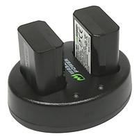 Combo 2 Pin 1300mAh + Sạc (A6000, A5000, 7R, A7R, 7S, A7S) WASABI Sony NP-FW50 - Hàng Chính Hãng