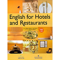 English For Hotels And Restaurants (Kèm CD)