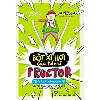 Bột Xì Hơi Của Tiến Sĩ Proctor - Tập 3: Ai Cắt Miếng Pho Mát?