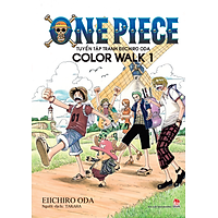 Artbook One Piece Color Walk (Tập 1)