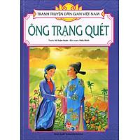 Tranh Truyện Dân Gian Việt Nam - Ông Trạng Quét
