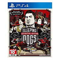 Đĩa Game Sony PS4 - Sleeping Dogs Definitive Edition - Hàng Chính Hãng