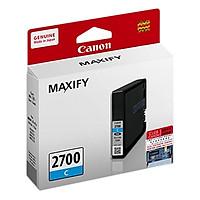 Mực In Canon PGI-2700C Cho Máy In Canon MAXIFY iB4070, MB5070, MB5370 - Hàng Chính Hãng