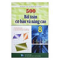 500 Bài Toán Cơ Bản Và Nâng Cao Lớp 8