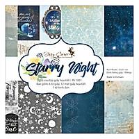 Bộ Sưu Tập Giấy Fairy Corner Starry Night PK1002