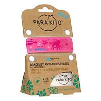 Viên Chống Muỗi PARA'KITO™ Kèm Vòng Đeo Tay Trẻ Em Họa Tiết Đại Dương (Loại 2 Viên) - PARA'KITO™ Mosquito Repellent Sea World Graphic Band Kids - PKWB03