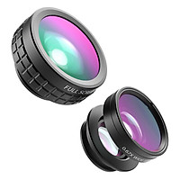 Lens Chụp Hình Aukey PL-A1 3 in 1 - Hàng Chính Hãng