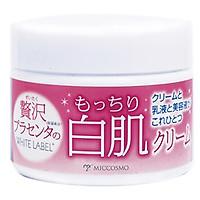 Kem Dưỡng Da Dạng Gel White Lable Premium Placenta Cream (60g)