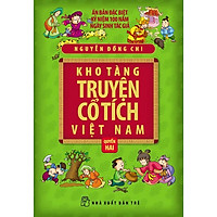 Kho Tàng Truyện Cổ Tích Việt Nam (Quyển 2) - Bìa Cứng