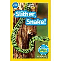 National Geographic Reader Slither Snake