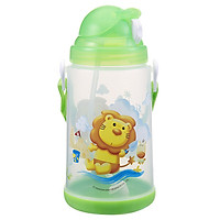 Bình Tập Uống Simba Nắp Bật Tự Động S9937 650ml