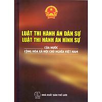 Luật Thi Hành Án Dân Sự - Luật Thi Hành Án Hình Sự Của Nước Cộng Hòa Xã Hội Chủ Nghĩa Việt Nam (2016)