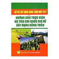 Sổ Tay Xây Dựng Nông Thôn Mới 2017