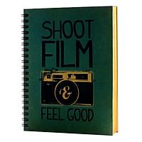 Sổ Tay Rubik - Shoot Film