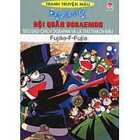 Đội Quân Doraemon - Siêu Đạo Chích Dorapan Và Lá Thư Thách Đấu